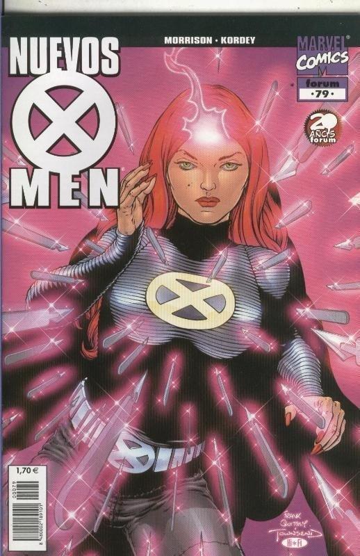 X Men volumen 2 numero 79