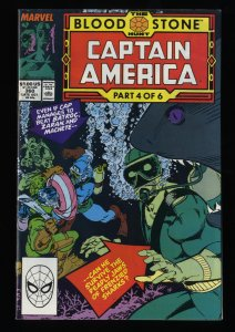 Captain America #360 VF/NM 9.0 1st Crossbones! Marvel Comics