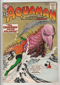 Aquaman #7 (Feb-63) FN/VF+ Mid-High-Grade Aquaman, Aqualad