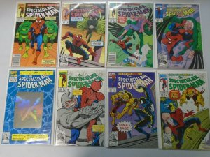 Spectacular Spider-Man High # From #185-199 15 Different 8.0 VF (1992+93)