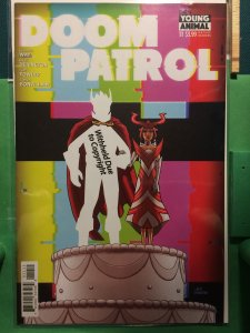 Doom Patrol #11 DC's Young Animal