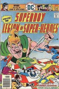 Superboy (1949 series) #217, Fine- (Stock photo)