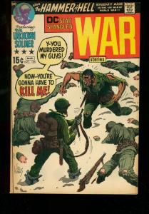 STAR SPANGLED WAR STORIES #154 1971 DC UNKNOWN SOLDIER FN/VF