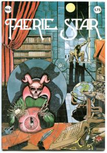 FAIRIE STAR #1, VF/NM,  Dave Sim, Kirby, Meugniot, Day,1977,more indies in store
