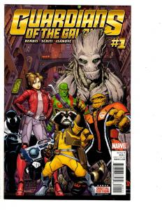 2 Guardians of the Galaxy Marvel Comic Books # 1 Annual # 1 Rocket Groot WM7