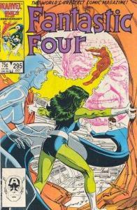 Fantastic Four (1961 series) #295, VF+ (Stock photo)