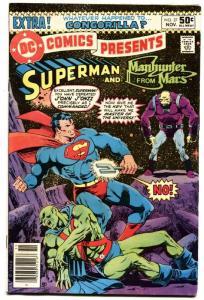 DC Comics Presents #27 comic book First MONGUL Key Issue-Solid Copy!!