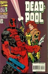 Deadpool #3 - NM - Part 3 of Mini-Series