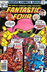Fantastic Four (1961 series) #196, VF (Stock photo)