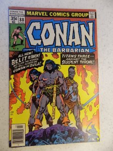 CONAN THE BARBARIAN # 88