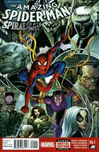 Amazing Spider-Man, The (3rd Series) #16.1 VF/NM; Marvel | save on shipping - de