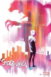 Spider-Gwen #1 Poster by Rodriguez (24 x 36) Rolled/New!
