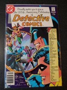 DETECTIVE COMICS #500 VF