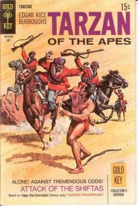 TARZAN 185 FINE  July 1969 COMICS BOOK
