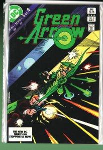 Green Arrow #3 (1983)