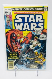 Star Wars Vol 1 #11A VF- 7.5