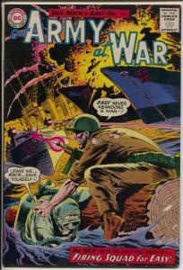 Our Army At War #139 1964-DC-sgt Rock rescues frogman-Joe Kubert-Hitler-VF-