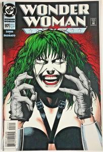 WONDER WOMAN#97 VF 1996 DC COMICS