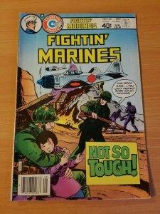 Fightin' Marines #145 ~ FINE - VERY FINE VF ~ (1979, Charlton Comics)