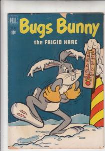 Four Color #347 (Aug-51) VG+ Affordable-Grade Bugs Bunny, Elmer Fudd, Porky P...
