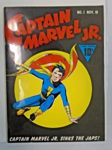 Flashback #17 - Captain Marvel Jr 1 - see pics - 7.5 - 1943 1974