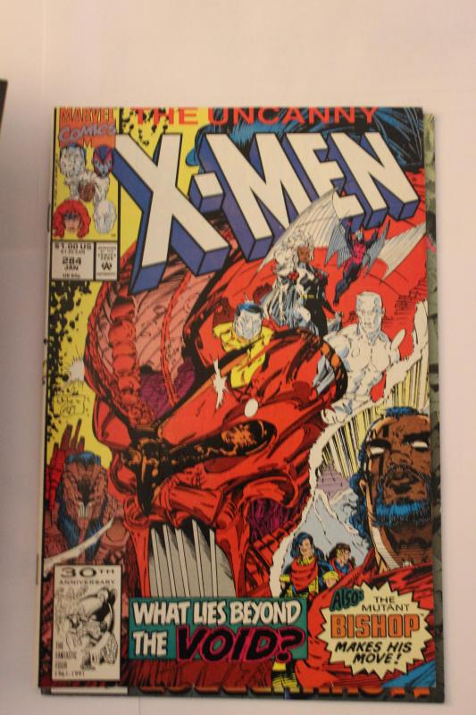 The Uncanny X-Men 284 NM
