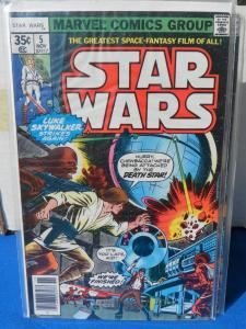 Star Wars 5 VF November 1977