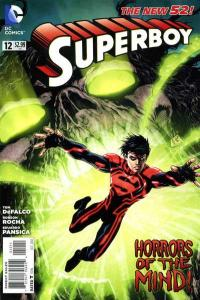 Superboy (Nov 2011 series) #12, NM (Stock photo)