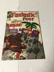 Fantastic Four 44 5.0 Vg/fn Very Good / Fine