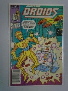 Star Wars Droids #2 6.0 FN (1986 1st Series)