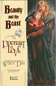 Beauty and the Beast: Portrait of Love #1, NM- (Stock photo)