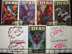 DEADMAN DEAD AGAIN (2001) 1-5  the complete series!