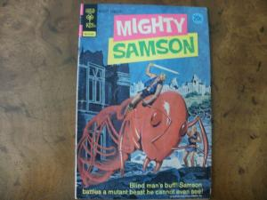 GOLD KEY Comic Book #90119-403: MIGHTY SAMSON #23 (1974)