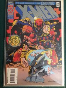 X-Men #41 Legion Quest part 4