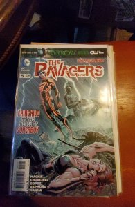 The Ravagers #5 (2012)
