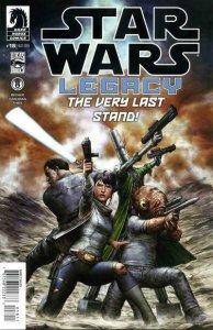 STAR WARS: LEGACY #18