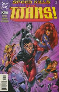 Titans, The #7 VF/NM; DC | save on shipping - details inside