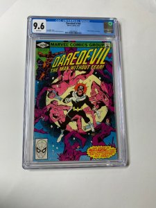 Daredevil #169 CGC graded 9.6