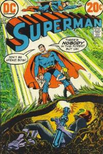 Superman (1939 series) #257, Fine- (Stock photo)
