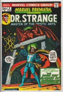 Marvel Premier #8 (May-73) NM Super-High-Grade Dr. Strange