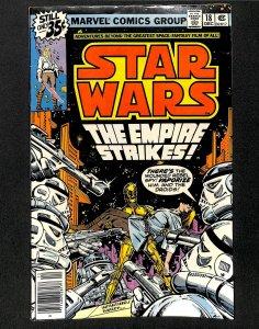 Star Wars #18 VF- 7.5