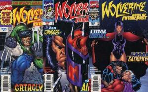 WOLVERINE DAYS OF FUTURE PAST (1997) 1-3
