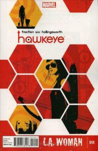 Hawkeye (4th Series) #14 VF/NM; Marvel | save on shipping - details inside