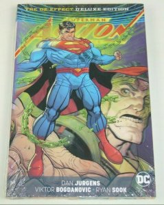 Action Comics: The Oz Effect Deluxe Edition HC VF/NM sealed superman DC rebirth