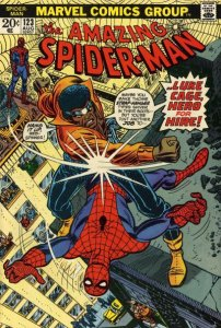 Amazing Spider-Man #123 (ungraded) stock photo ID# B-10