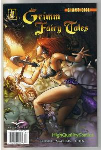 GRIMM FAIRY TALES Giant Size #1, wrap around cv, 2009, NM, more GFT in store