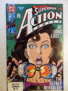 ACTION COMICS # 662