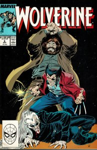 Wolverine #6- VF/NM - 1st Series
