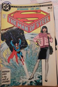 Man of Steel 6 Part Mini Series  #2 VF