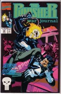 Punisher War Journal   vol. 1   #29 VF